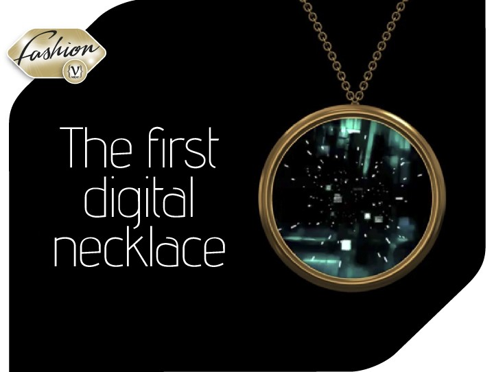 The First Digital Necklaces