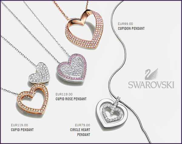 swarovski valentine collection 2015 - VESPER gr Magazine