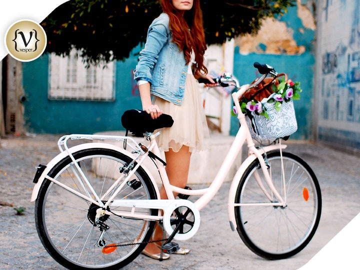 Let's go Bicycle Chic!
