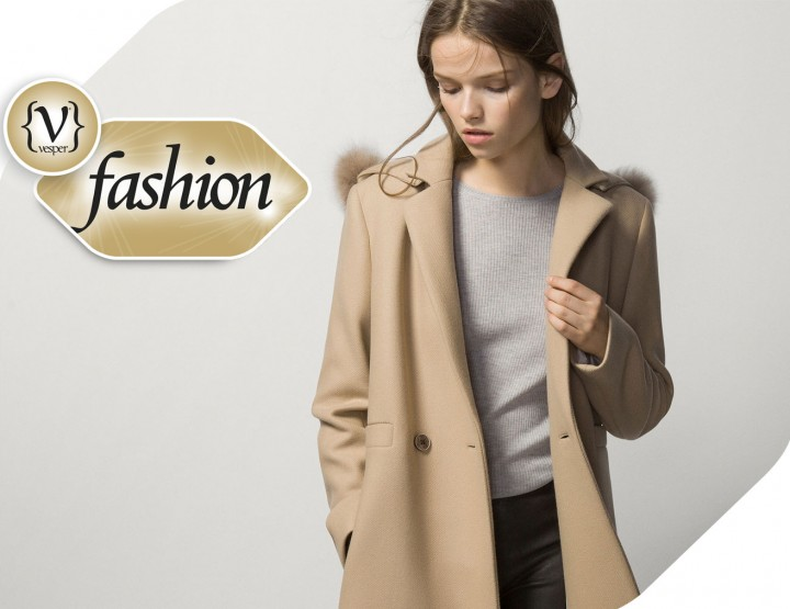 This Winter - Do It with Beige Coat