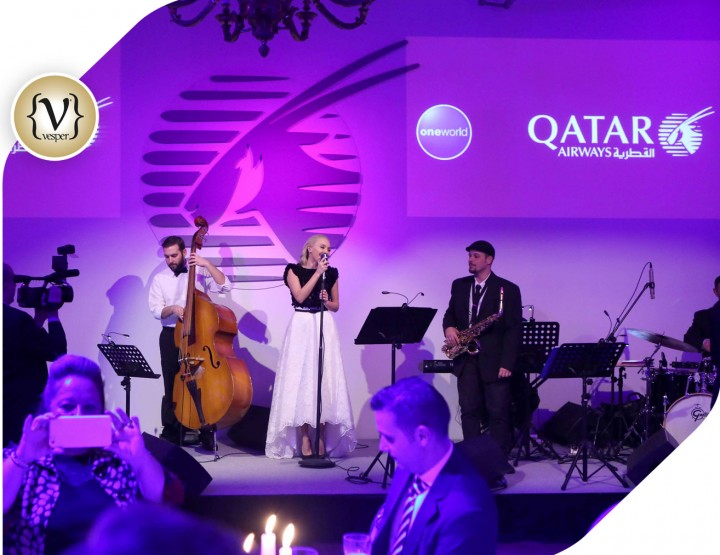 10 χρόνια QATAR AIRWAYS