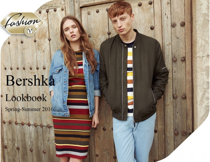 Bershka Lookbook Spring-Summer 2016