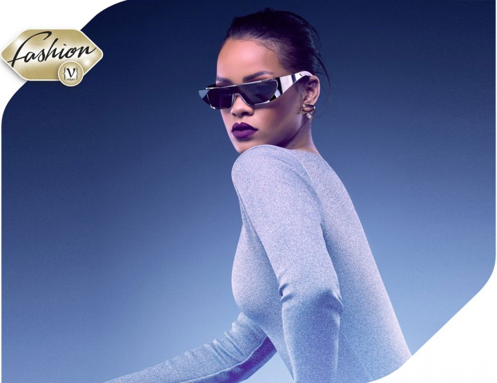 Rihanna & Dior Eyewear Collection
