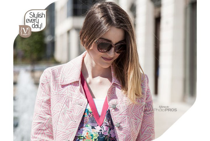 Stylish Every Day - The Star Jacket