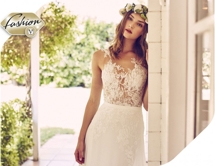 Wedding dresses ideas for summer