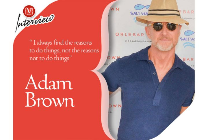 Adam Brown - Fashion Designer