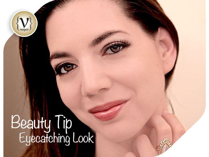 Beauty Tip for eyecatching look