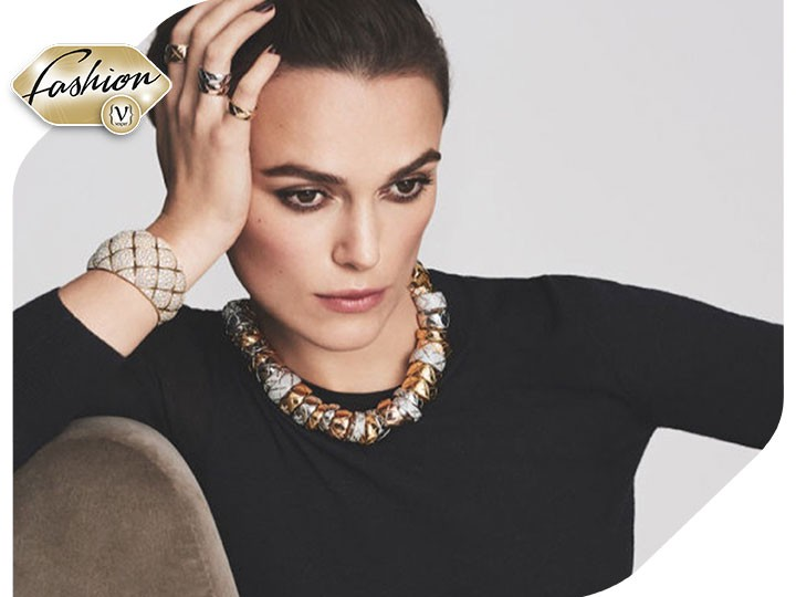 Keira Knightley face of Chanel