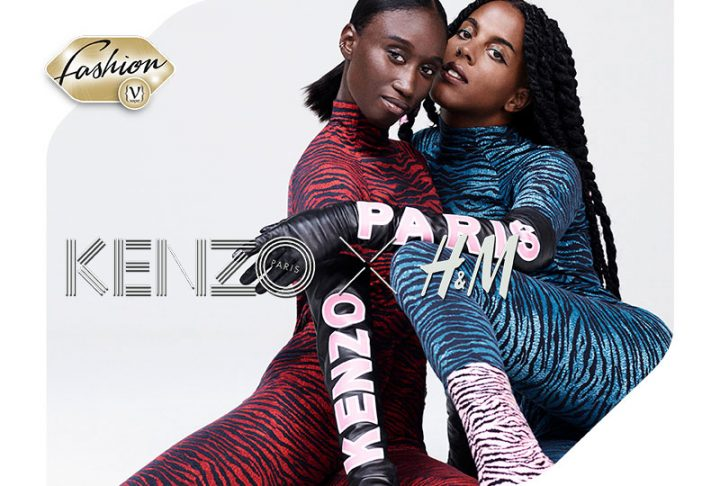 Kenzo x H&M first looks
