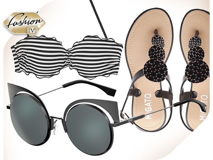 Vesper Fashion Finds - Beach Accessories