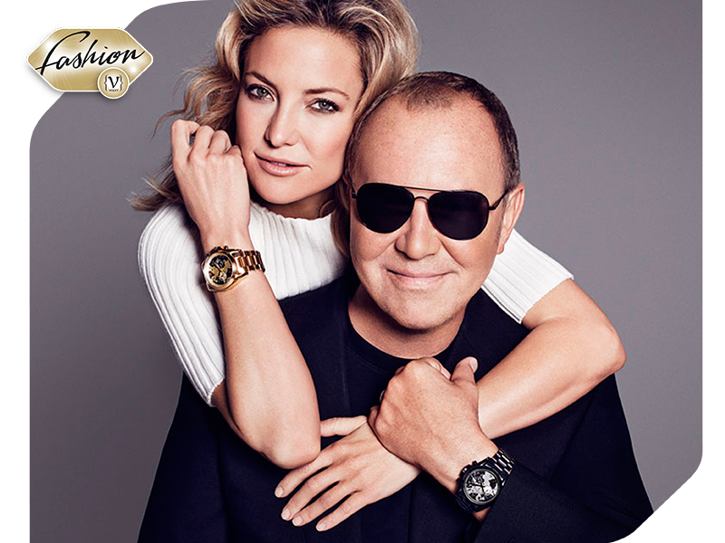 Michael Kors & η Kate Hudson for Watch Hunger Stop - VESPER gr Magazine