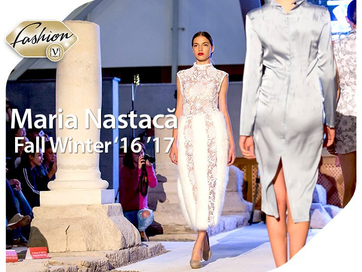 Maria Nastacă - Fall Winter '16 Collection