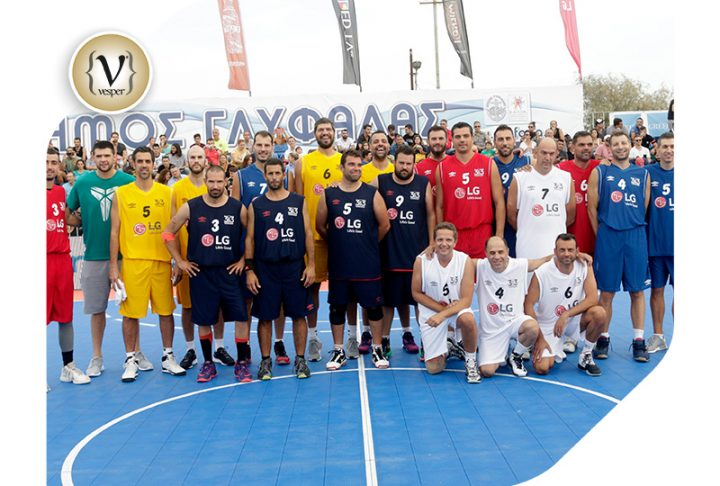 Glyfada 3on3 International Tournament