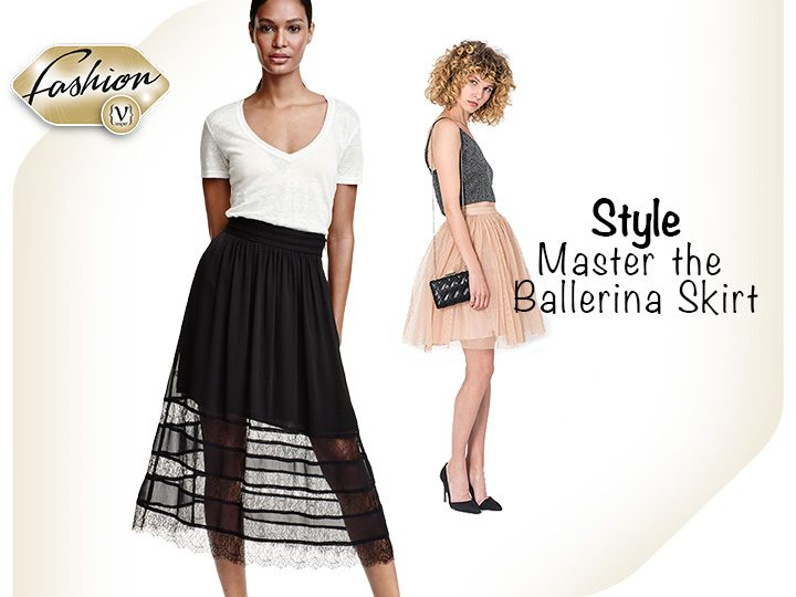 9 ideas to master the Ballerina Skirt Styling