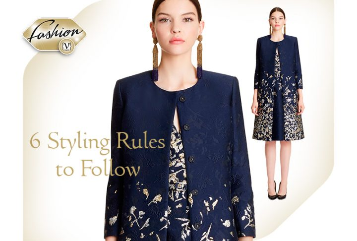 6 Styling Rules to Follow