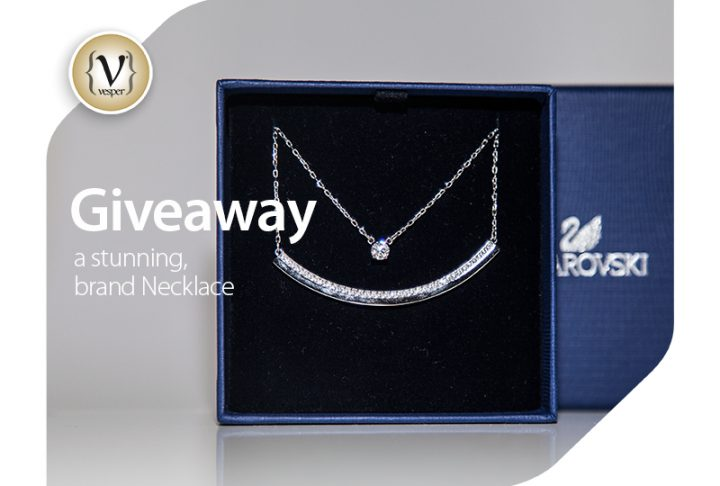 Giveaway - A brand Necklace