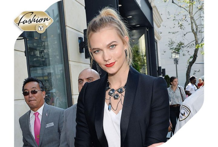 The Stunning Appearance of Karlie Kloss in Grove