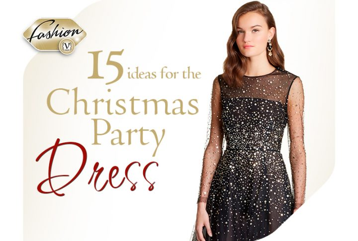 15 ideas for the Christmas Party Dress