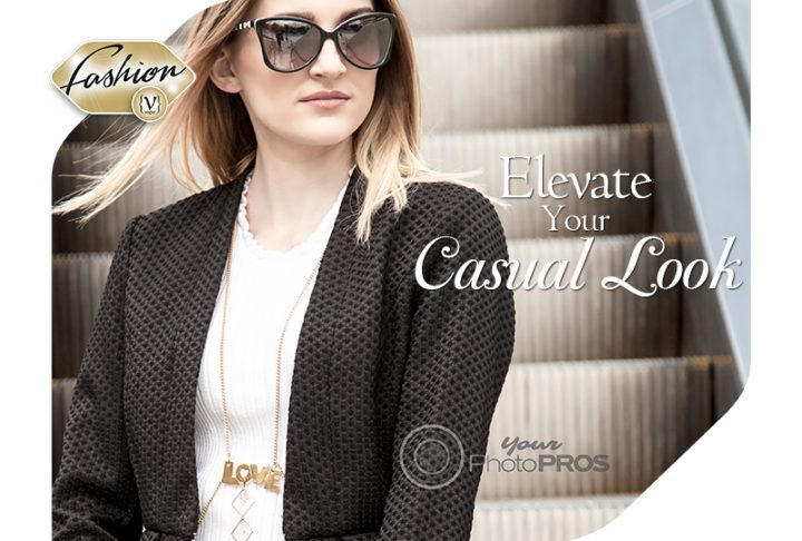 Ideas to Elevate your Casual Look
