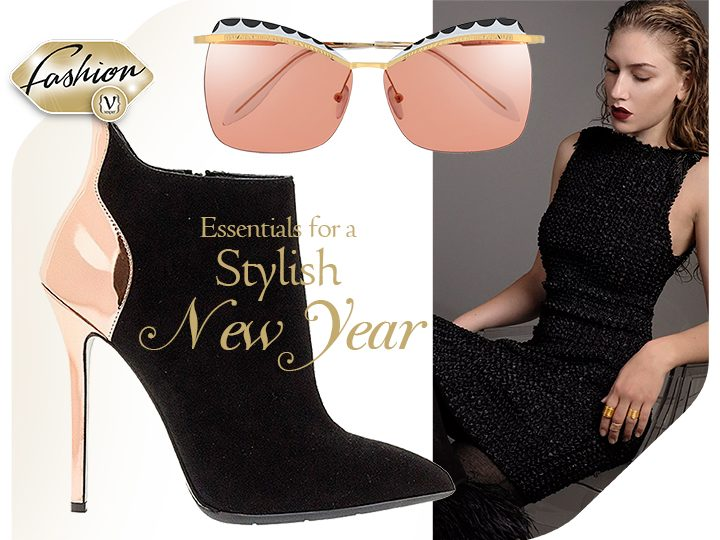 Essentials for a Stylish New Year