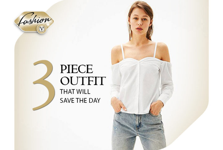 """TO 3 PIECE OUTFIT ΠΟΥ ΘΑ """"ΣΩΣΕΙ ΤΗΝ ΜΕΡΑ"""""""