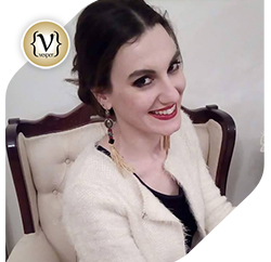 Maria Tripolitaki Vesper Beauty & Fashion editor