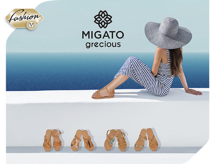 Grecious collection by MIGATO