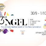 3o New Generations Fashion Lines - save the date