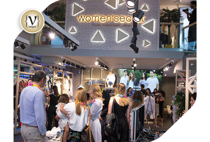 Fashion Party από Women'secret & Springfield στο Χαλάνδρι