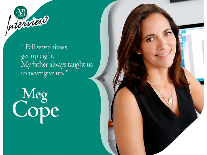 Meg Cope - Founder of Zaccys London