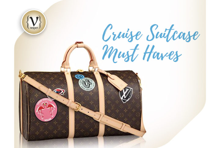 The Cruise Suitcase