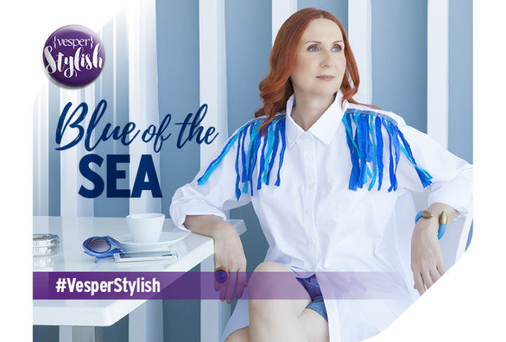 Vesper Stylish - Blue of the Sea