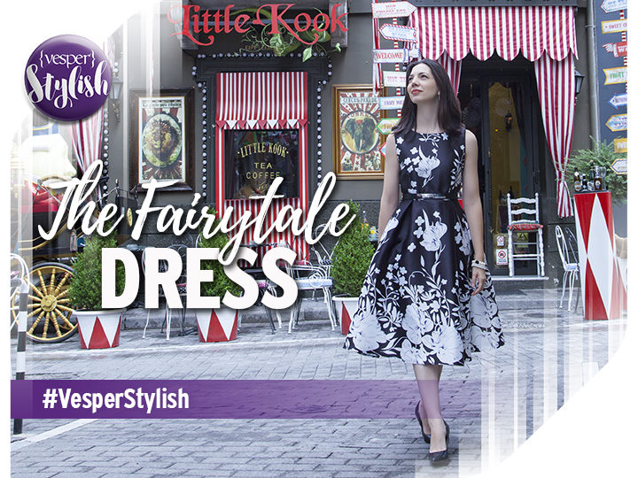Vesper Stylish - The Fairytale Dress