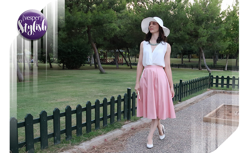 Vesper Stylish - Think Pink skirt - Vesper Magazine