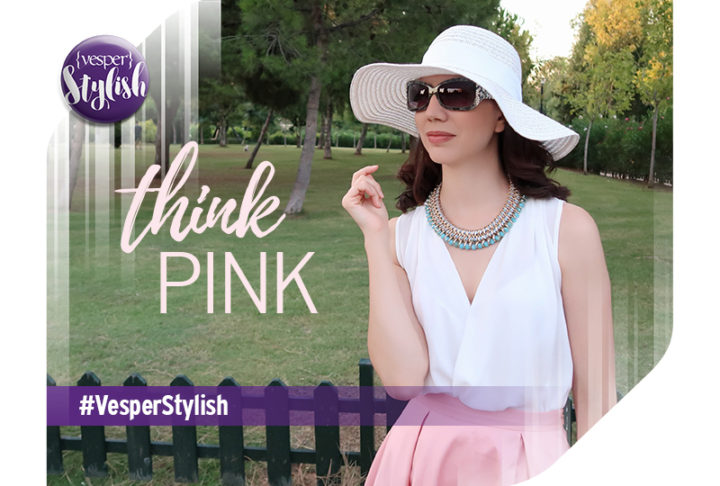 Vesper Stylish - Think Pink