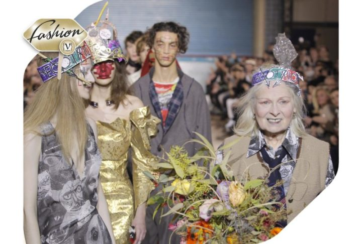 Vivienne Westwood A/W 2017-'18: Ecotricity