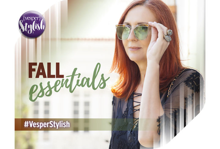 Vesper Stylish - Fall Essential