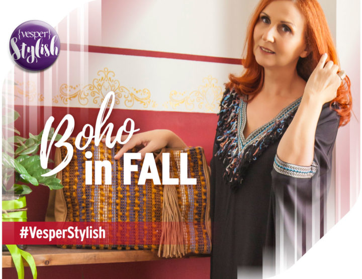 Vesper Stylish - Boho in Fall