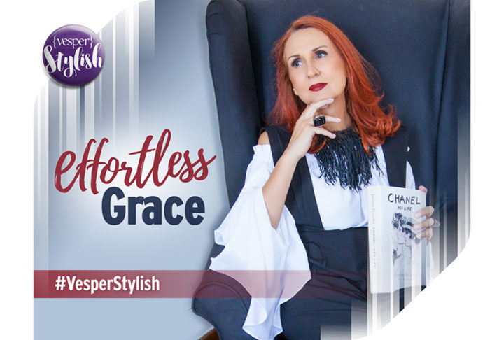 Vesper Stylish - Effortless Grace
