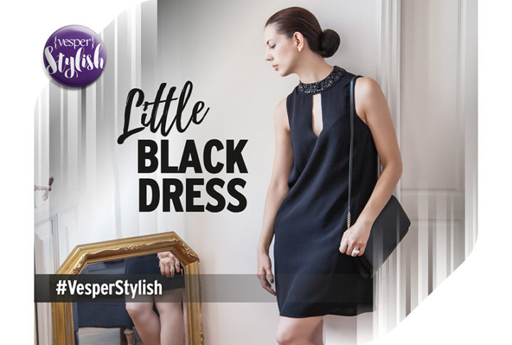 Vesper Stylish - The Little Black Dress