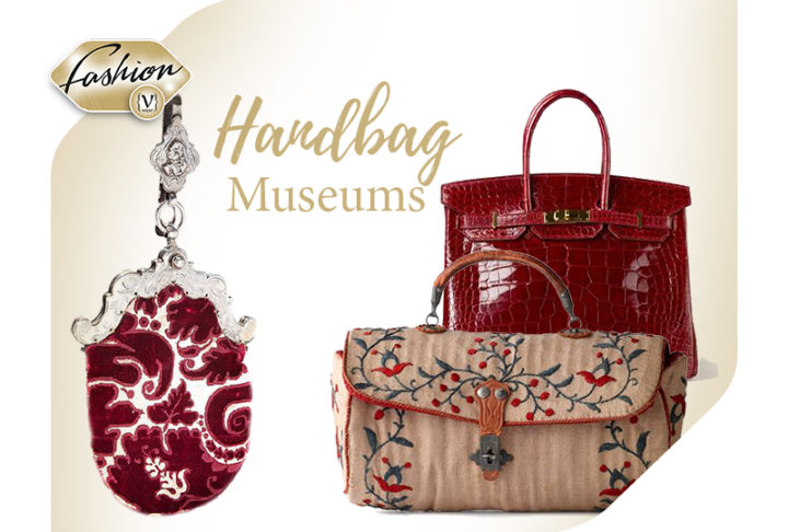 Traveling around to the biggest handbag museums
