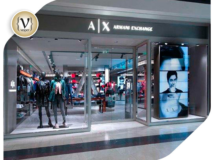 Grand Opening της πρώτης Boutique Armani στην Ελλάδα