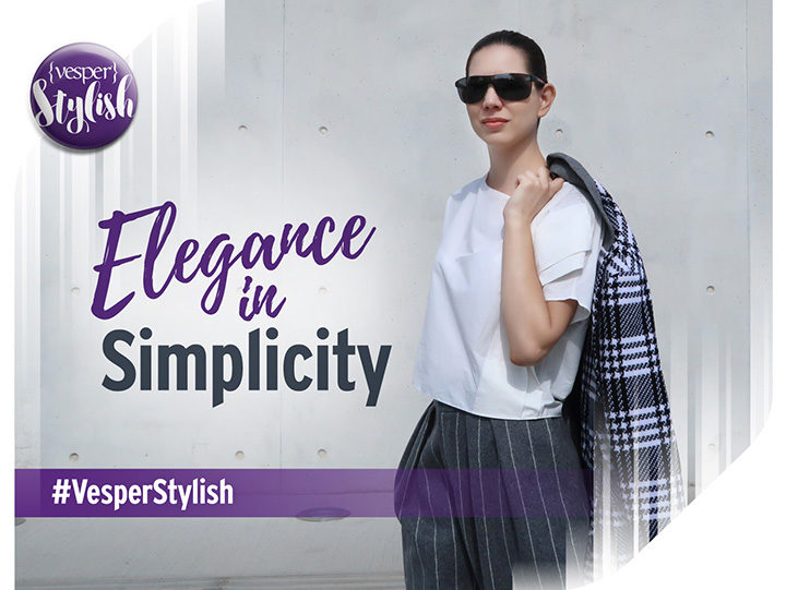 Vesper Stylish - Elegance in Simplicity