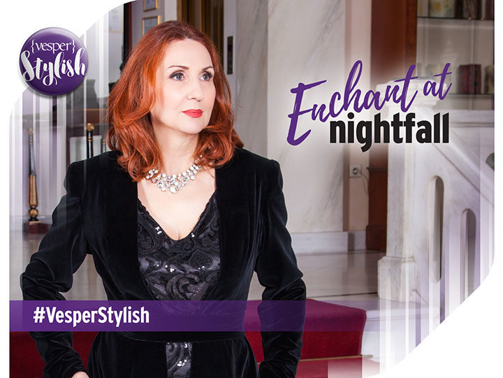 Vesper Stylish - Enchant at Nightfall