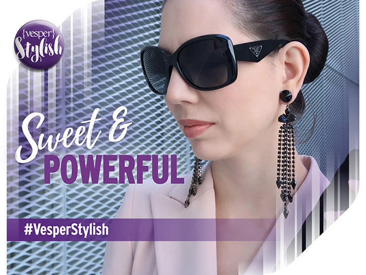 Vesper Stylish - Sweet & Powerful