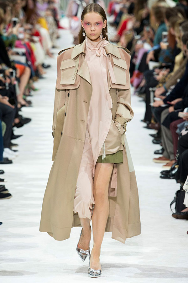 Trench Coat reinvented - spring summer '18 trends