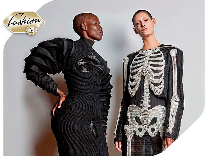Volume and Futuristic Figures for Thom Browne
