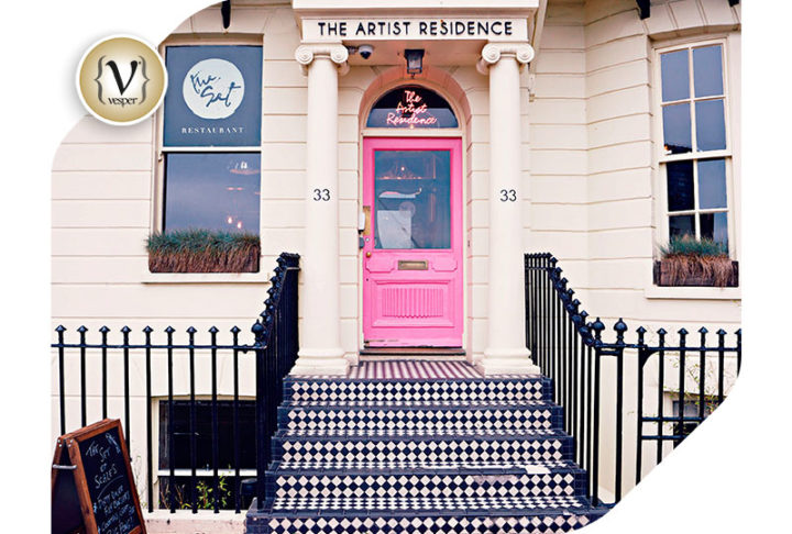 Artist Residence: where art meets exclusive luxury