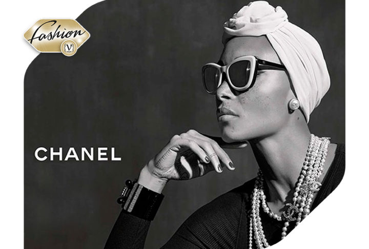 The picture of Gabrielle Chanel that inspired the new eyewear campaign