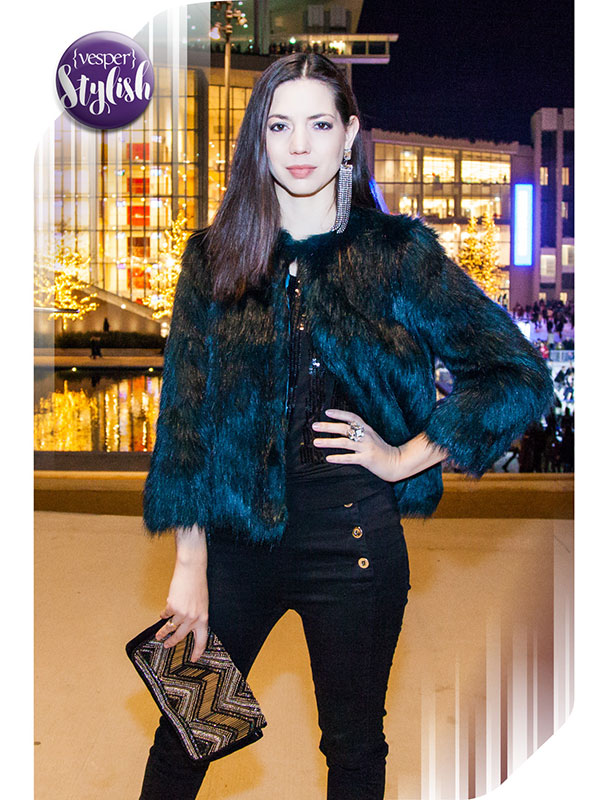 Vesper Stylish - It's a love of Fur